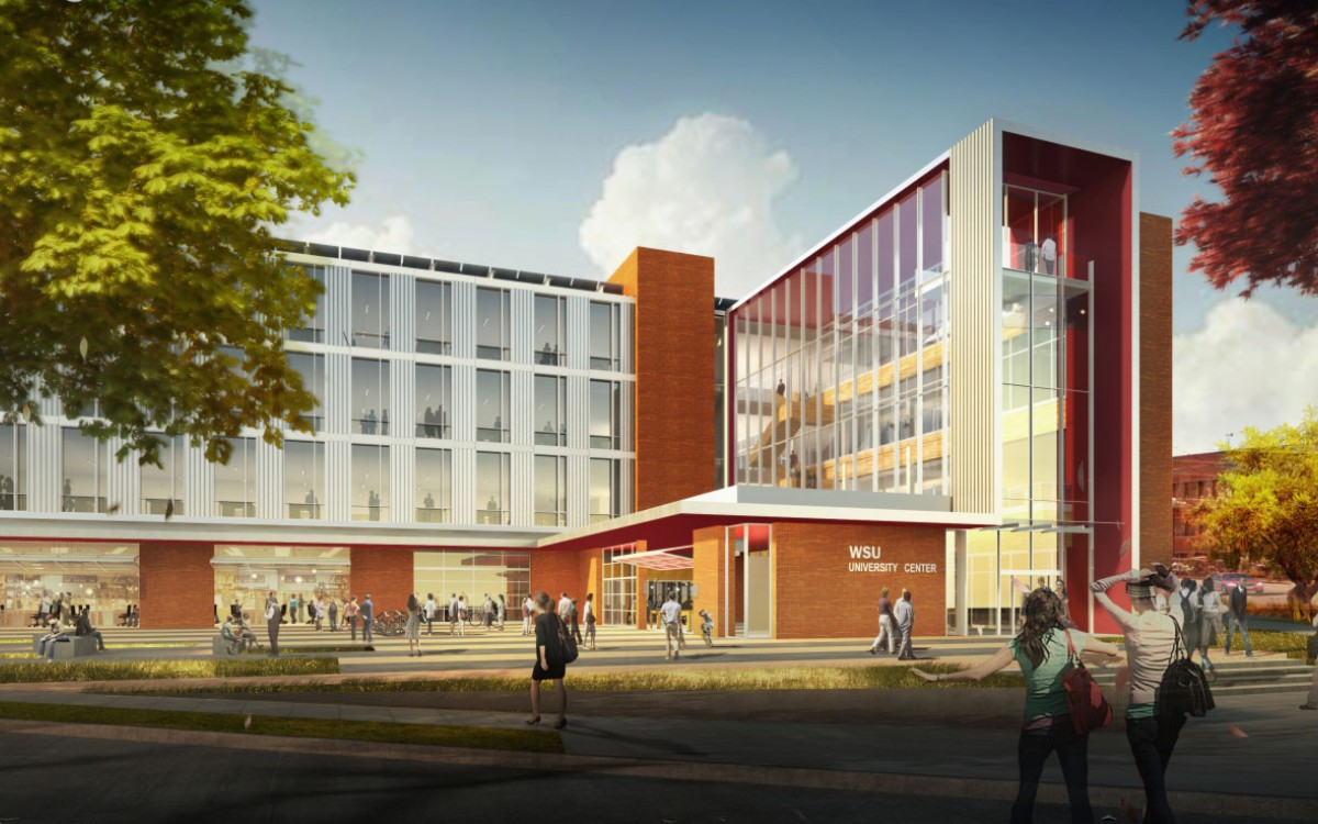 WSU Everett University Center Featured in the Seattle Times