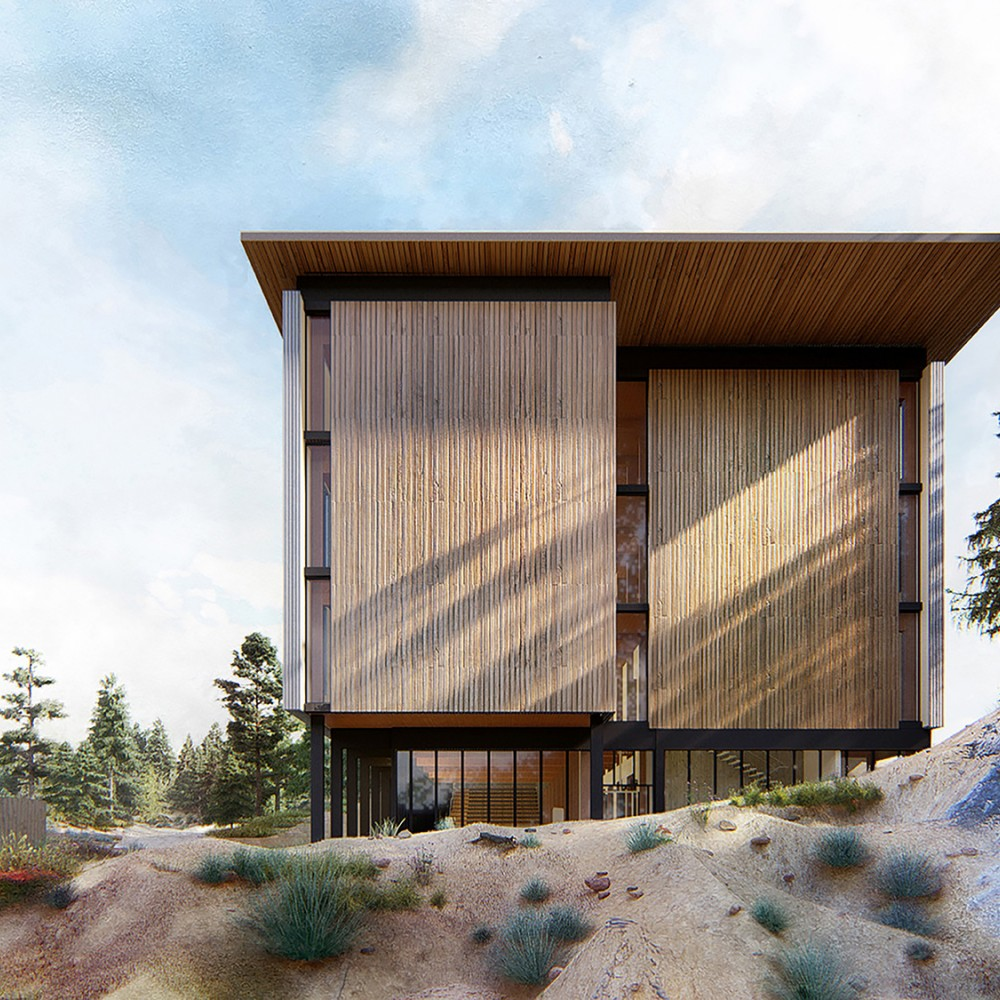 Mass Timber and Net Zero Design for Higher Education and Lab Buildings